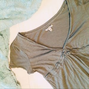 American Eagle Outfitters Babydoll Top Size Large
